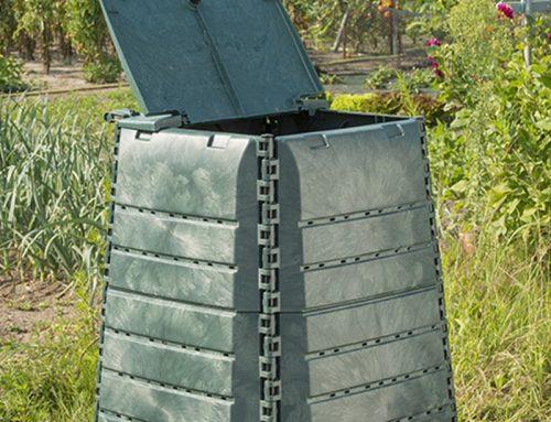 Moule de flanc de composteur AG Plast